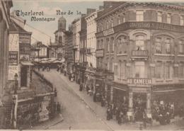 Charleroi. Rue De La Montagne.escalier Monumental. Scan - Charleroi