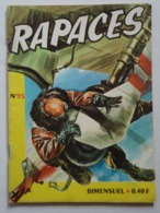 RAPACES N° 95 - Livres, BD, Revues