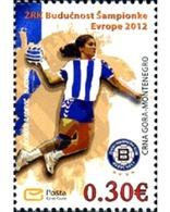 Ref. 345530 * MNH * - MONTENEGRO. 2012. - Handball
