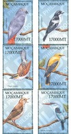 Ref. 345926 * MNH * - MOZAMBIQUE. 2002. BIRDS OF AFRICA . AVES DE AFRICA - Mozambico