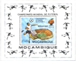 Ref. 228101 * MNH * - MOZAMBIQUE. 1981. FOOTBALL WORLD CUPS . COPAS DEL MUNDO DE FUTBOL - Voetbal