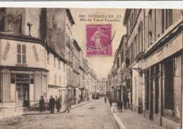 VERSAILLES  Rue Du Vieux Versailles - Versailles