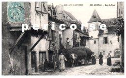 46   Cornac  La Rentrée Des Foins Rue Du Four - Frankreich