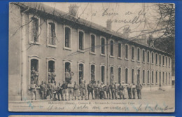 BAR-LE-DUC    Caserne M Bâtiment Du Commandant Corse   Animées   écrite En 1922 - Bar Le Duc