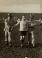 COMIC FOOTBALL MATCH AID OF CHARITY FULHAM HAMMERSMITH    FOOTBALL   17*12CM Fonds Victor FORBIN 1864-1947 - Fotos