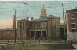 ENTRANCE TO STATE PRISON TRENTON  NJ  EN 1911 - Etats-Unis