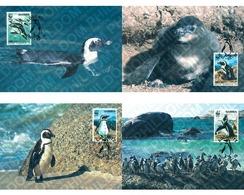 Ref. 7445 * MNH * - NAMIBIA. 1997. JACKASS PENGUIN . PINGUINO DE ANTEOJOS - Ohne Zuordnung