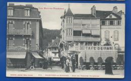 BAGNIERES-de-BIGORRE   Rue Des Thermes    Animées - Bagneres De Bigorre