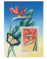 Ref. 94603 * MNH * - NEVIS. 1996. FLOWERS OF THE WORLD . FLORES DEL MUNDO - St.Kitts E Nevis ( 1983-...)