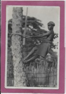 L' AFRIQUE DISPARAIT ! Récolte De Palmistes - Cartoline