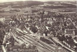 CFF  Payerne - Bahnhöfe Ohne Züge