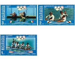 Ref. 304494 * MNH * - NICARAGUA. 1976. GAMES OF THE XXI OLYMPIAD. MONTREAL 1976 . 21 JUEGOS OLIMPICOS VERANO MONTREAL 19 - Summer 1968: Mexico City