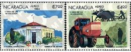 Ref. 354123 * MNH * - NICARAGUA. 1984. 5th ANNIVERSARY OF THE REVOLUTION . 5 ANIVERSARIO DE LA REVOLUCION - Nicaragua