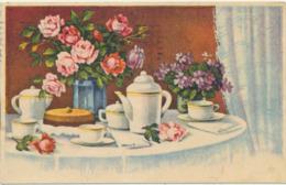 76-801 Estonia  WO 913 Flowers - Estland