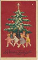 76-803 Estonia  WO 505 Christmas Childre - Estland
