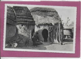 BONGOR AEF .- Types De Cases BONGOR - Tschad