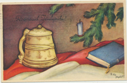 76-804 Estonia  WO 1030 Christmas Beer Ady Lydi - Estland