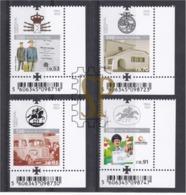 Portugal 2019 500 Anos Do Correio Post Services Posta Poste Courrier Philaposte Phil@poste Camion Truck Postman - Correo Postal