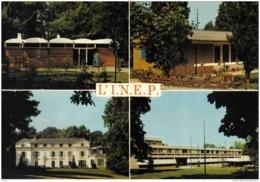 Carte Postale 78. Marly-le-Roi  L'I.N.E.P.  Trés Beau Plan - Marly Le Roi