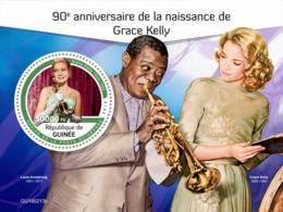 Guinea 2019  Grace Kelly , Grace Kelly S201908 - Guinea (1958-...)