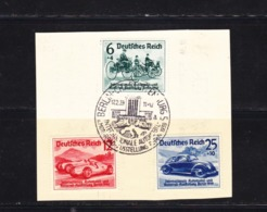 STAMPS-GERMANY-1939-USED-SEE-SCAN - Germany
