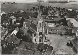CPSM  Goderville L'église Ste Madeleine - Goderville