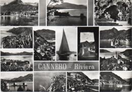 Verbania - Lago Maggiore - Cannero - Riviera - Fg Vg - Verbania