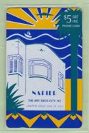New Zealand - Private Overprint - 1994 Napier Art Deco City $5 - Mint - NZ-CO-39 - New Zealand