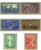 Ref. 67945 * MNH * - NORWAY. 1941. 7 CENTENARIO DE LA MUERTE DE SNORRE STURLASON - Tiro Al Arco