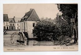 - CPA FREVENT (62) - L'Abreuvoir 1915 - Edition A. Doyen - - Francia
