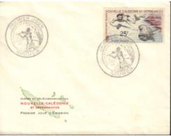 Ref. 564230 * MNH * - NEW CALEDONIA. 1962. NAUTIC SPORTS . DEPORTES NAUTICOS - Briefe U. Dokumente