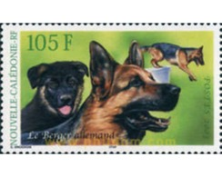 Ref. 137692 * MNH * - NEW CALEDONIA. 2003. DOGS . PERROS - New Caledonia
