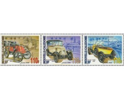 Ref. 186111 * MNH * - NEW CALEDONIA. 2006. VINTAGE CARS . COCHES ANTIGUOS - New Caledonia