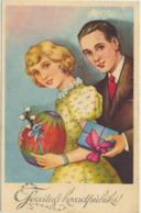 76-838 Estonia Couples - Estland