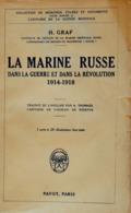 """Lot De 2 Livres : """"La Marine Russe"""" Et """"Dans La Mer Noire"""" (frais D'expédition Inclus) - Schiffe"""