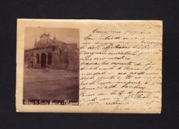 17635 - Alcamo - Chiesa Di Santa Maria (Trapani) F - Trapani