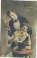 76-848 Estonia Couples - Estland