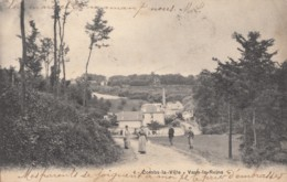 CPA - Combs La Ville - Vaux La Reine - Combs La Ville