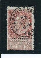 OCB 57 - Afstempeling FRANCORCHAMPS-  COBA 15 - 1893-1900 Schmaler Bart