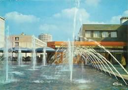 95 - Argenteuil - Place Denis-Diderot - Le Bassin - Jets D'eau - Voir Scans Recto-Verso - Argenteuil
