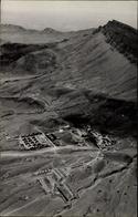 Photo Cp Bouarfa Marokko, Mines, Manganabbau, Panorama Vom Ort - Maroc