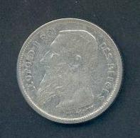 LEOPOLD II - 2 Franc 1904 FR TH VINCOTTE - 08. 2 Franchi