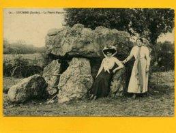 72L03 LHOMME -  Dolmen De Mauperthuy - Autres Communes