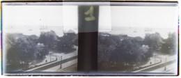 BREST Vers 1900 : Vue à Situer. Plaque Verre Stéréoscopique. Négatif. - Diapositiva Su Vetro