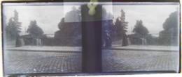 BREST Vers 1900 : Vue à Situer. Plaque De Verre Stéréoscopique. Négatif. - Diapositiva Su Vetro