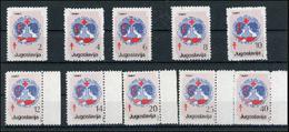 Yougoslavie 1987 Nobel Red Cross Croix Rouge   MNH - Nobel Prize Laureates