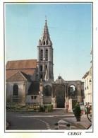 95 - Cergy Pontoise - L'Eglise - Voir Scans Recto-Verso - Cergy Pontoise