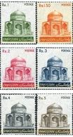 Ref. 349234 * MNH * - PAKISTAN. 1979. MEZQUITA DE IBRAHIM-KHAN-MAKLI - Pakistan