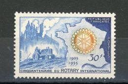 FRANCE -  ROTARY - N° Yvert 1009** - Frankrijk