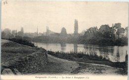 78 - GARGENVILLE --  La Seine à Rangiport - Gargenville